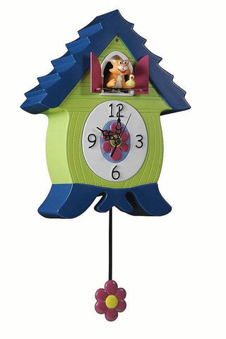 Novelty MeowCoo Clock