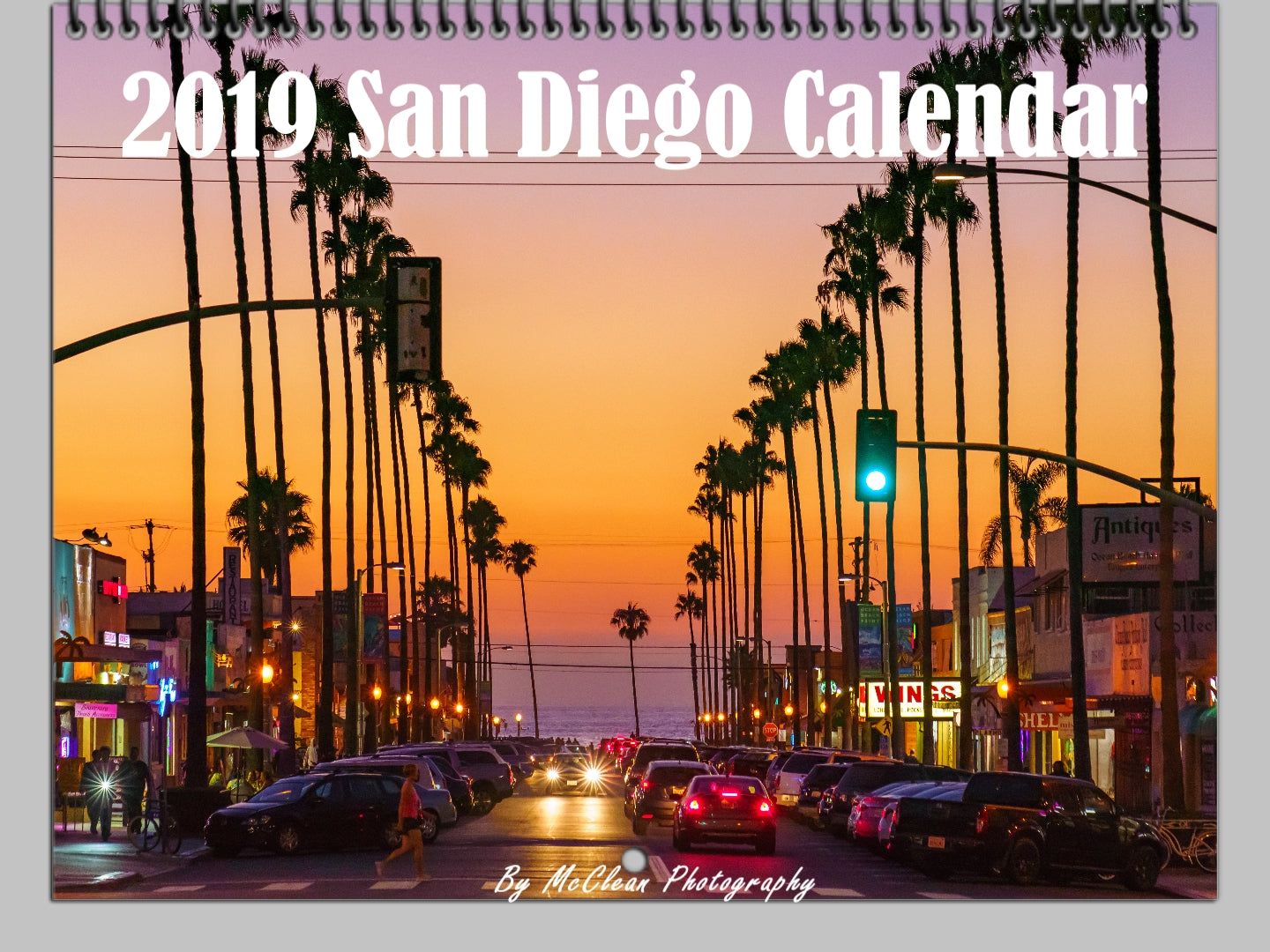 2019 San Diego Calendar Available Now!