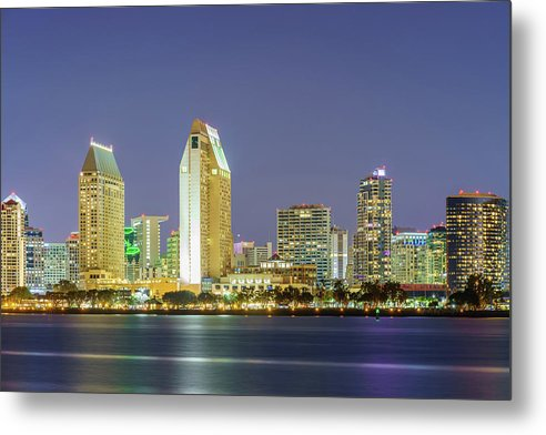 America's Finest City - Large Metal Print (75$ and up)
