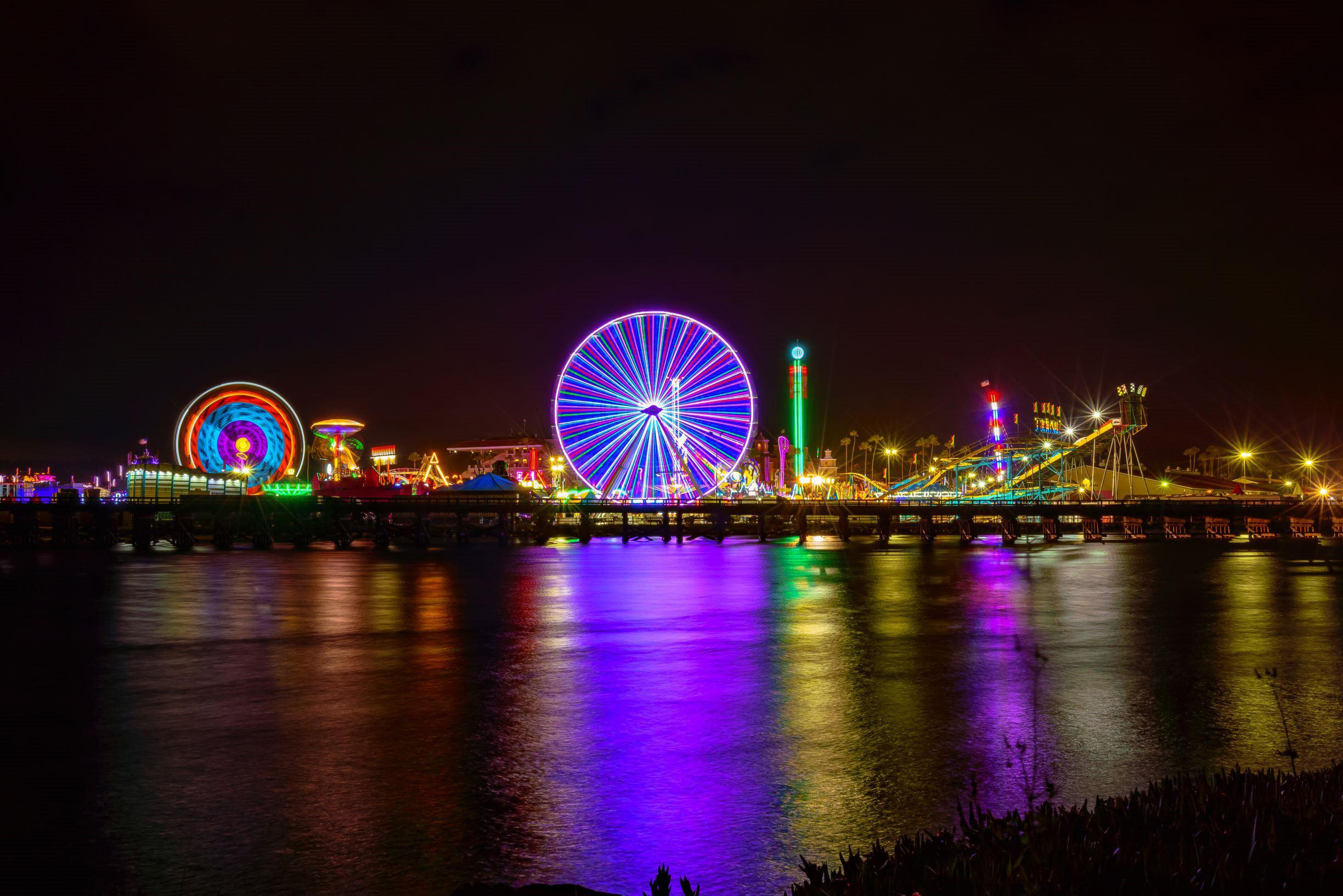 Del Mar Fairgrounds San Diego Digital Download by McClean Photography