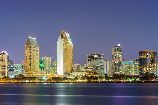 San Diego Nightscape 10 Image Pack #1 (Digital Download)