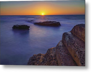 Just A Stepping Stone - Metal Print-Metal Print-McClean Photography