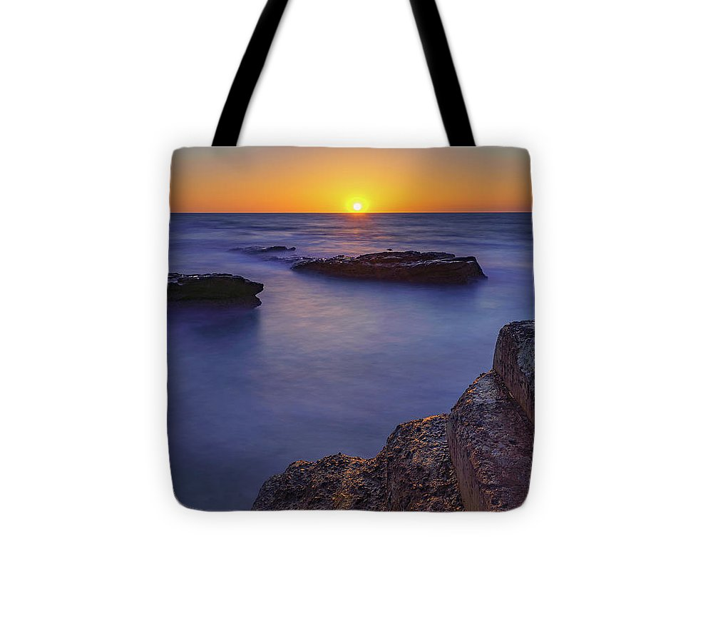 Just A Stepping Stone - Tote Bag