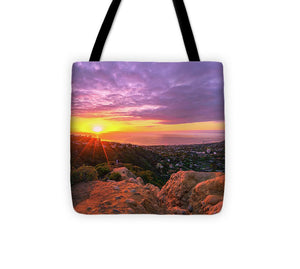 Rocky Mountain - Tote Bag