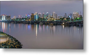 Still The Finest City - Metal Print-Metal Print-McClean Photography