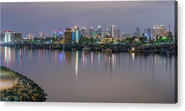 Still The Finest City - Acrylic Print-Acrylic Print-McClean Photography