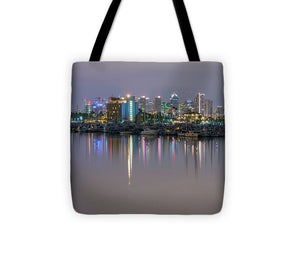 Still The Finest City - San Diego, California - Tote Bag