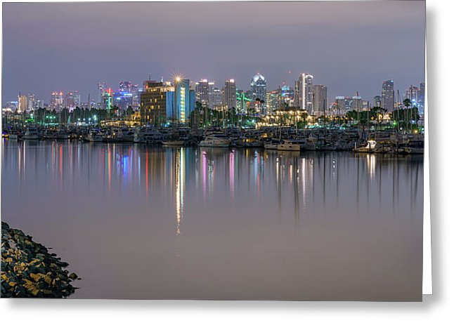 Still The Finest City - San Diego, California - Greeting Card