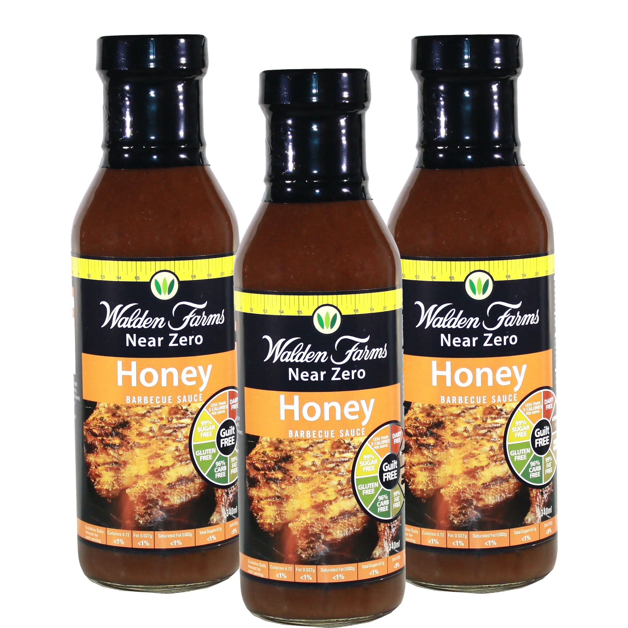 Honey Barbecue Sauce 340ml