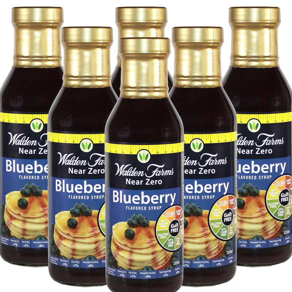Get the best blueberry syrup in the UK