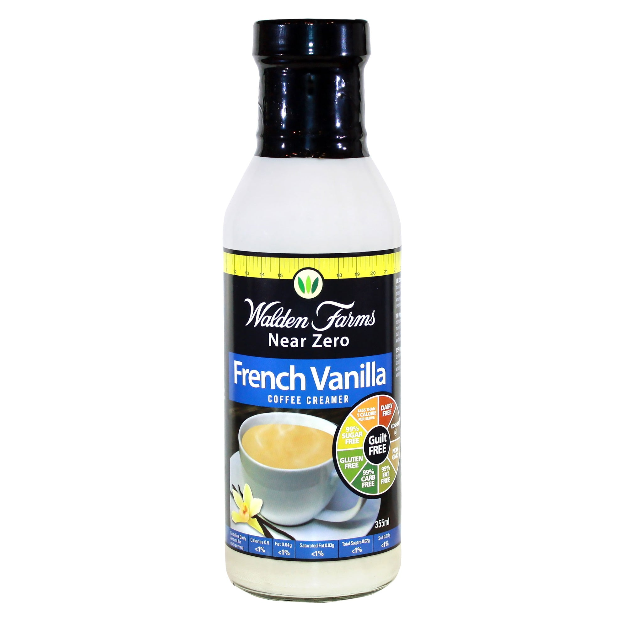 French Vanilla Coffee Creamer 355ml