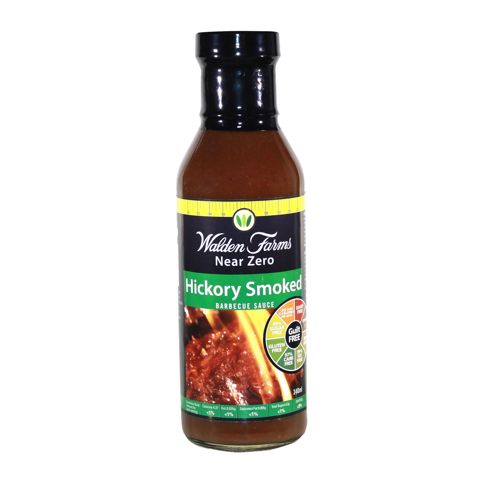 Hickory Smoked Barbecue Sauce 340ml