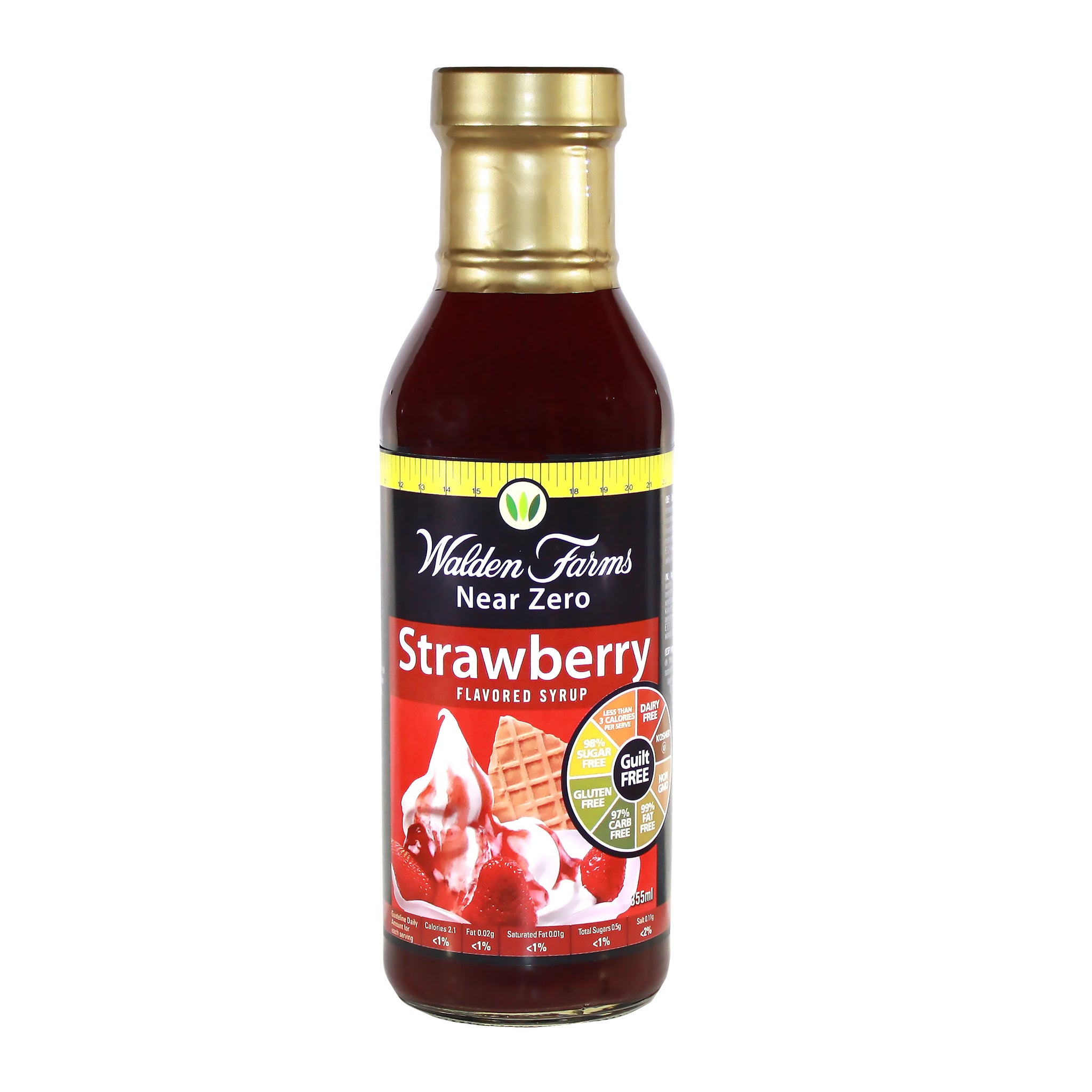 Strawberry Syrup 355ml