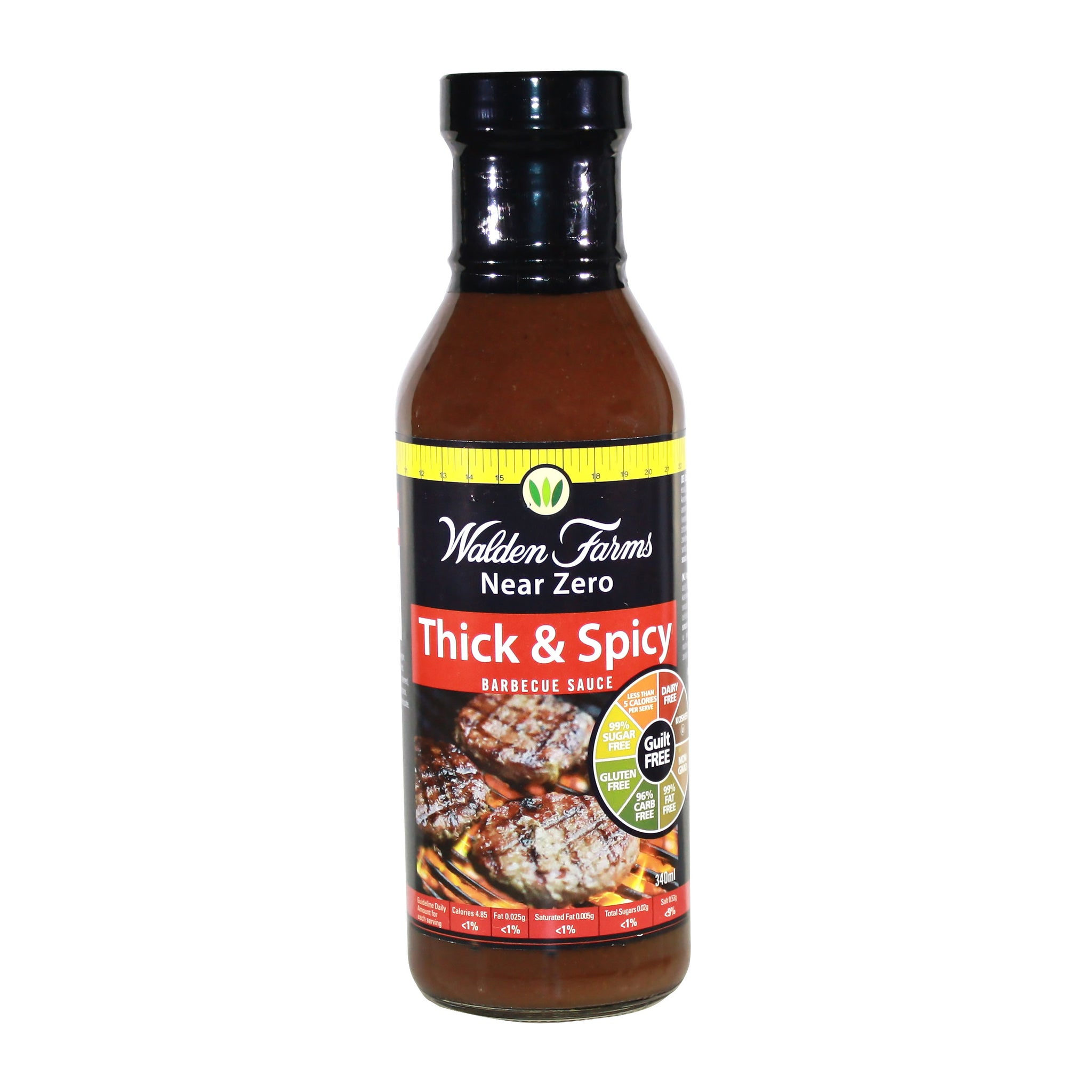 Thick 'n' Spicy Barbecue Sauce 340ml