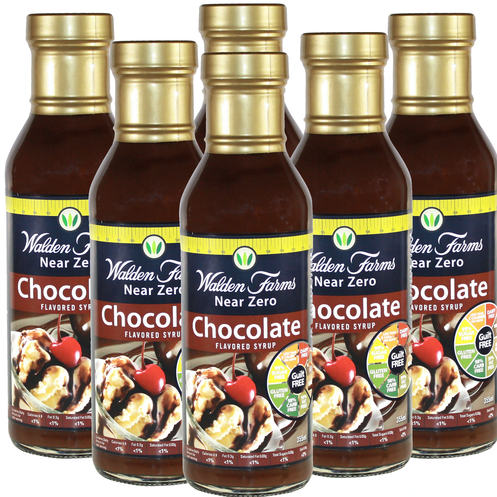 Get the best chocolate syrup in the UK