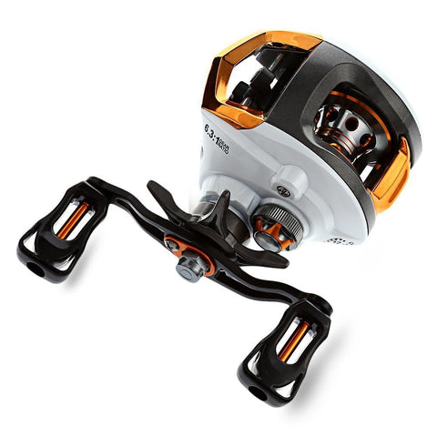 Waterproof Magnetic Fishing Reel