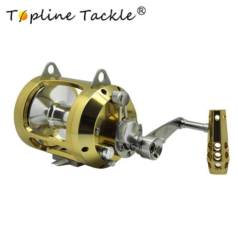 Big Game Fishing Tuna Ocean Reel with Popular Design Fishing Reel Trolling Reel