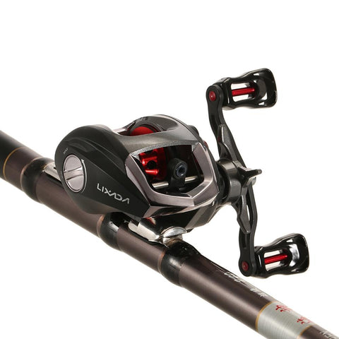 Brake System Fishing Reel