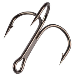 Steel Treble Fishing Hook