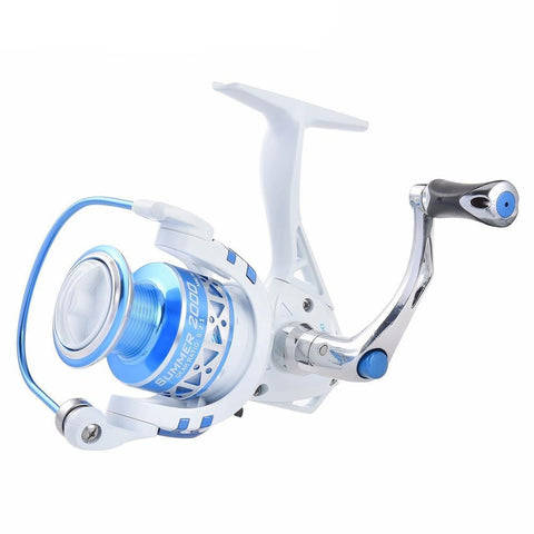 Summer Spinning Fishing Reel