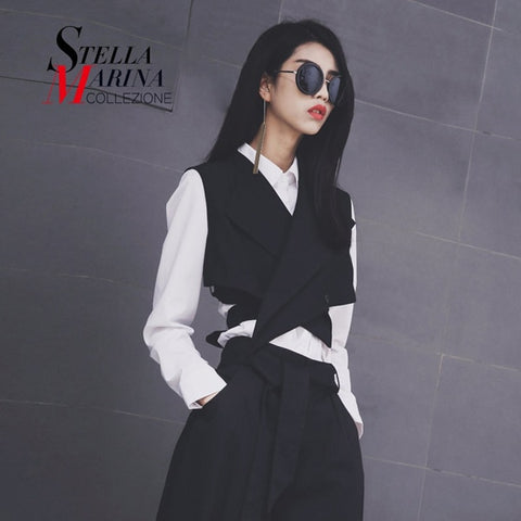 Fashionable Black Color Jacket for Women