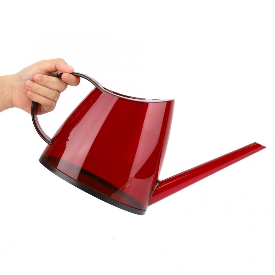 Fashionable Uncovered Garden Flower Sprayer Long-Spout Candy-colored Watering Can