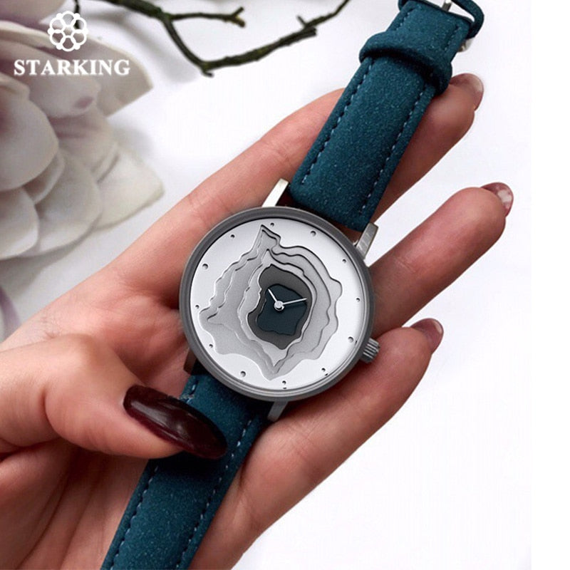 New Design Waterproof International Brand Minimalist Watch for Women