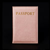 Cute Soft PU leather Passport Covers for Women