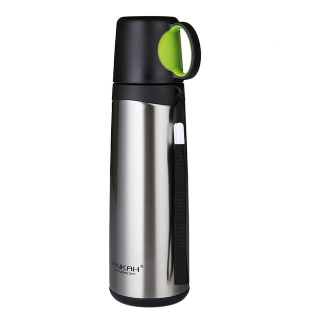 Classy High Quality Stainless Steel Vacuum Flask Insulated Bottle