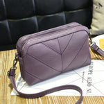 High Quality Luxury Soft PU Leather Shoulder Cross-body Bags for Women