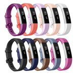 FAST SELLING High Quality Soft Silicone Secure Adjustable Band for Fitbit Alta HR Band