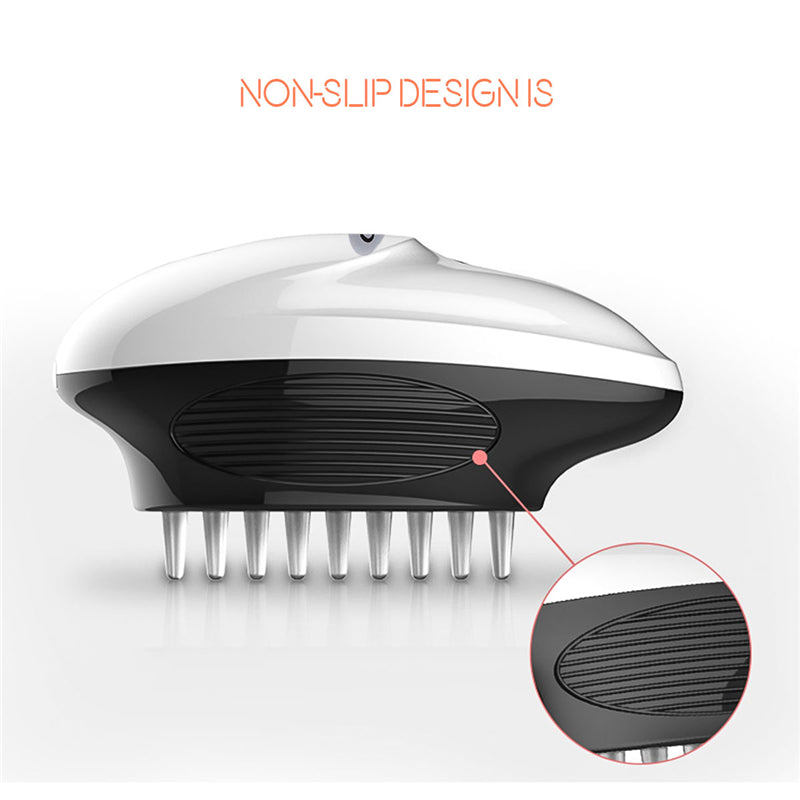 Designer Electric Head Stimulate Scalp Massager