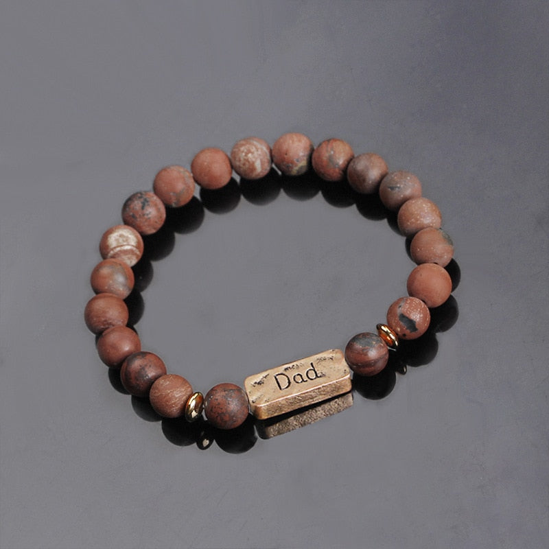 New Natural Stone Beads Bracelet for Men