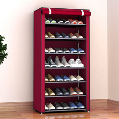 Top Selling Multi-layer Dustproof Shoes Rack