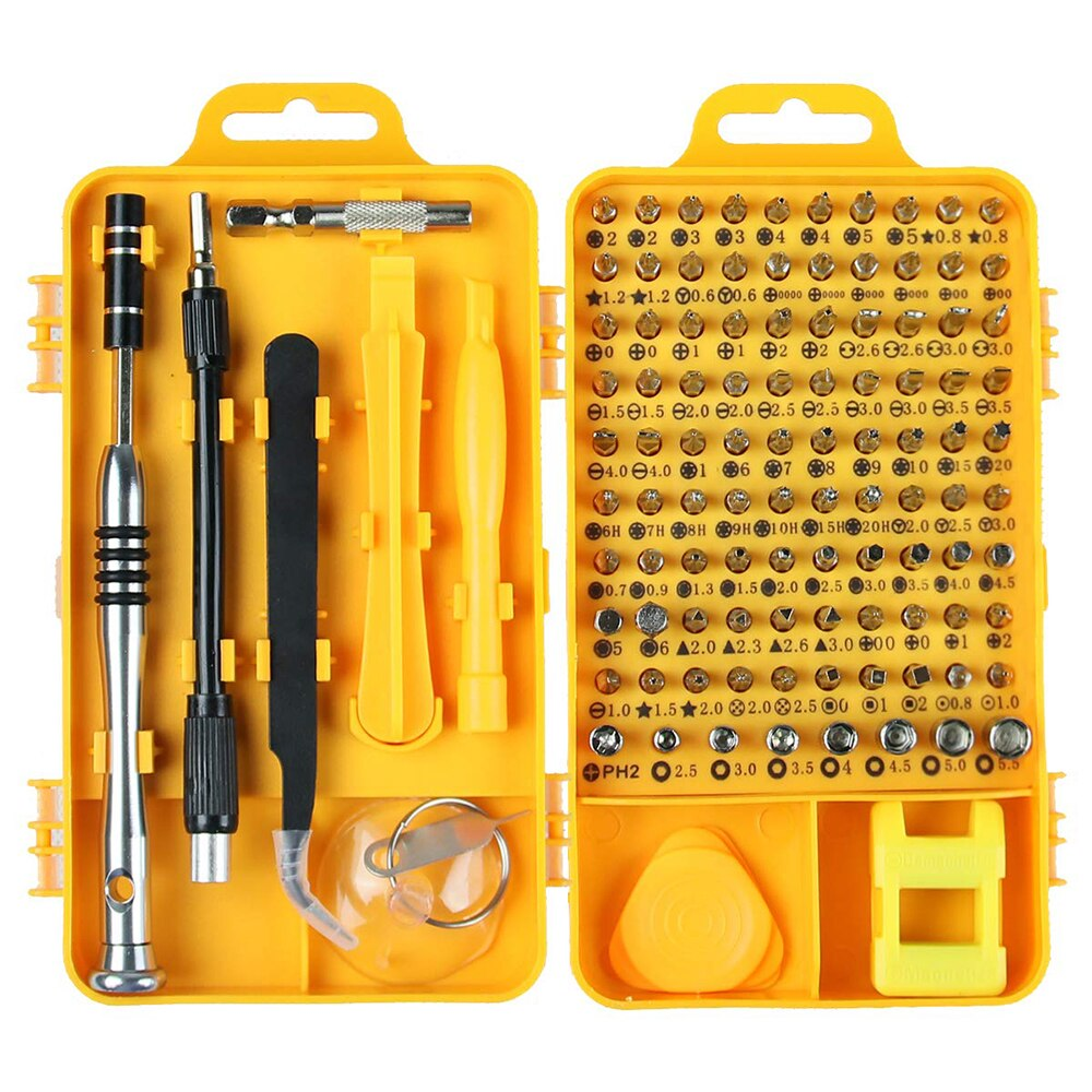 New Multi-Function High Precision Screwdriver Set Disassemble For Phone Computer Watch Electronic Repair Tools Kit