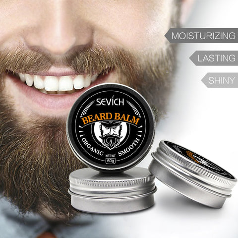 Natural Beard Balm Professional Conditioner for Beard Growth