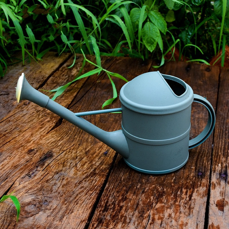 Stainless Steel Long Mouth Plant Watering Can