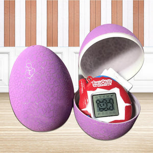 Electronic Virtual E-pet Tamagochi Dinosaur Egg Cultivate Game Machine