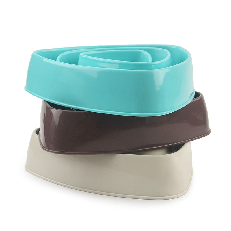 Good Quality Designer Slow Eating Training Bowl for Pets