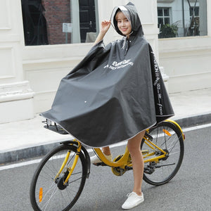 High Quality Men/Women Cycling Raincoat