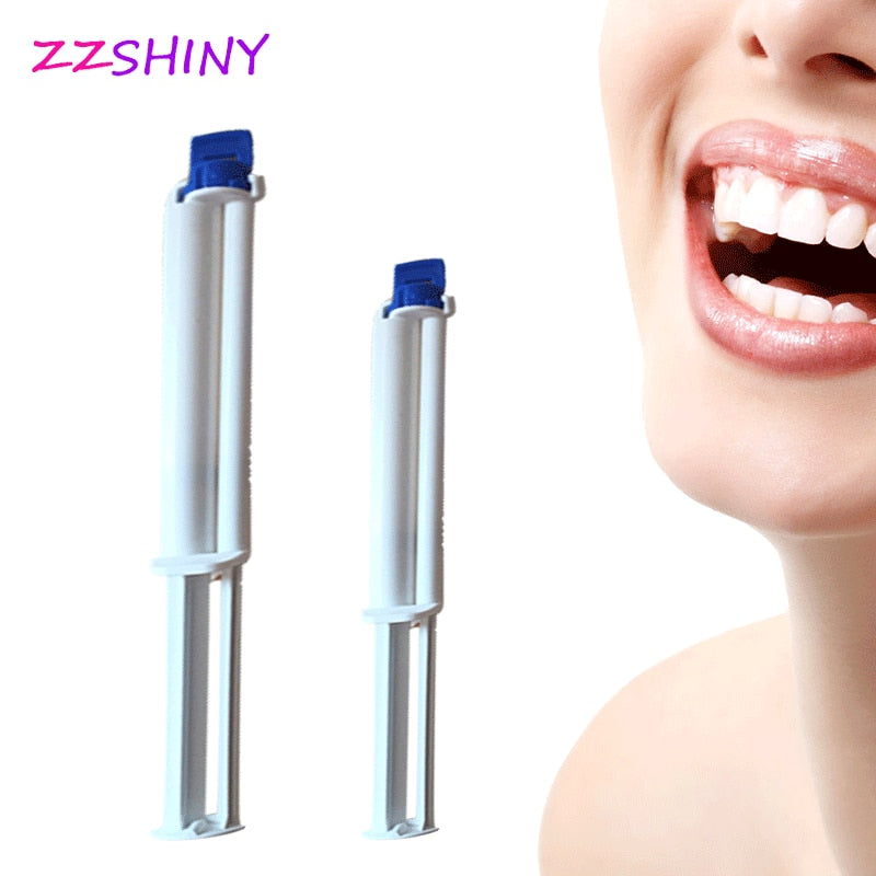Professional Dual Syringe Teeth Whitening Kit 35% Hydrogen Peroxide with Dual Syringe Strongest Gel