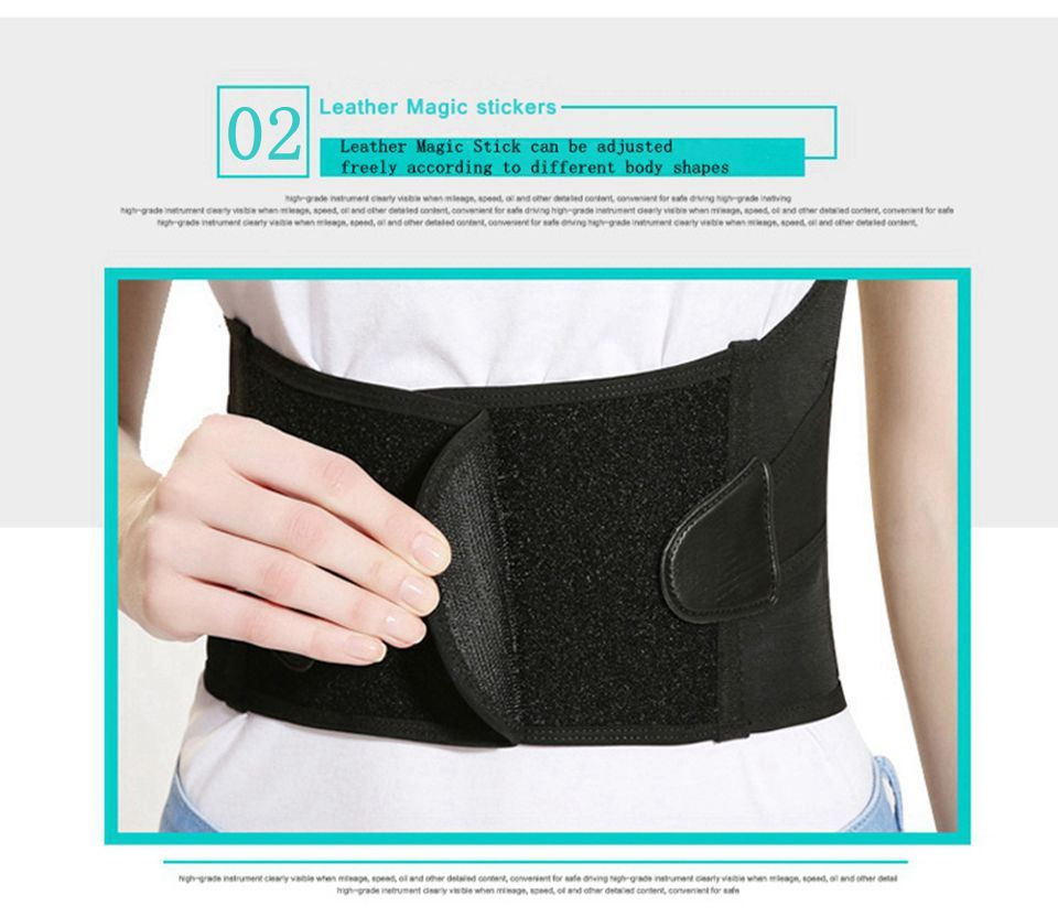 HOT SALE Back Spine Posture Corrector Support Belt For Men/Women
