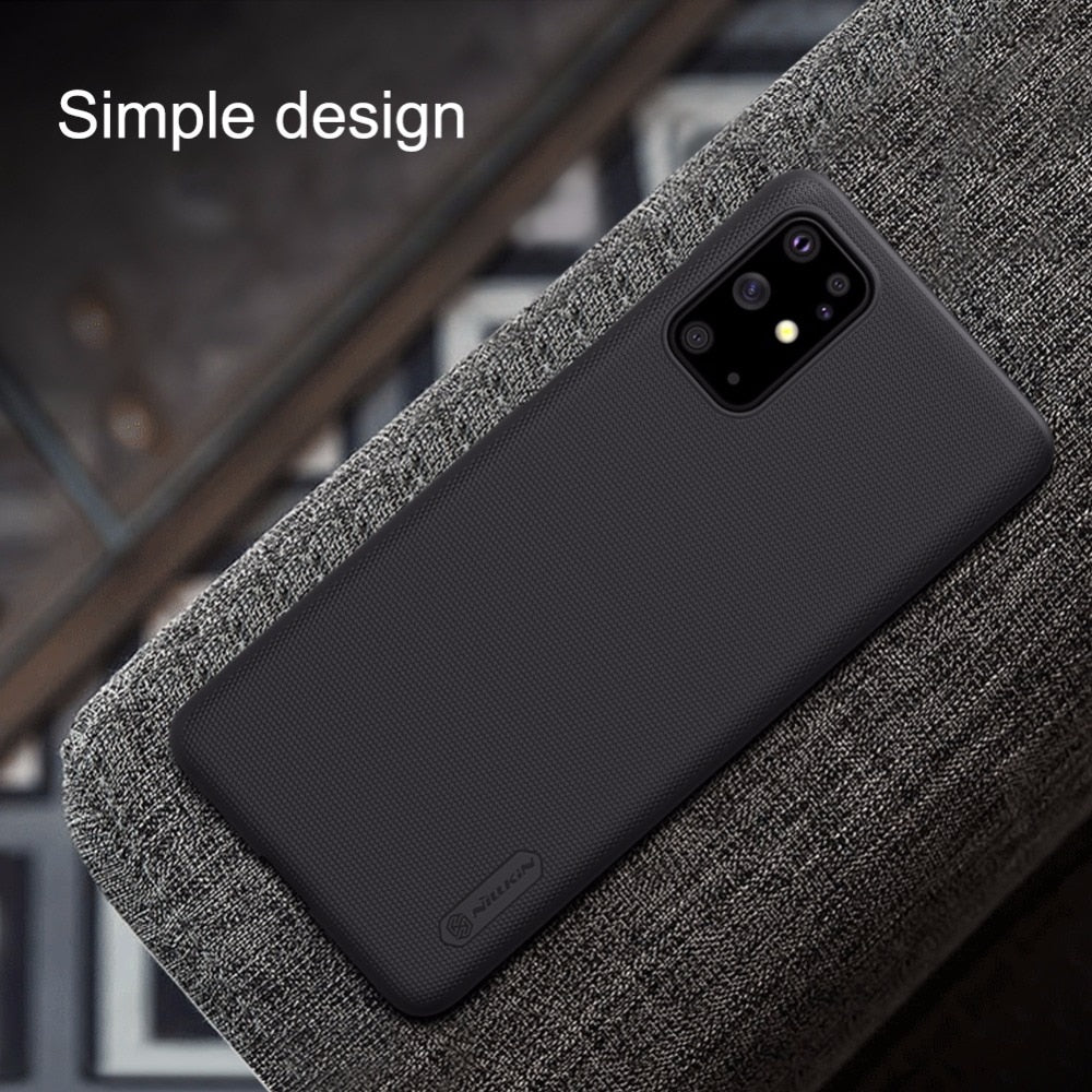 Hot Selling Super Frosted Shield Back Cover Case For Samsung Galaxy S10 S9 S8 Plus S20