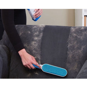 Double-Sided Pets Hair Remover Brush