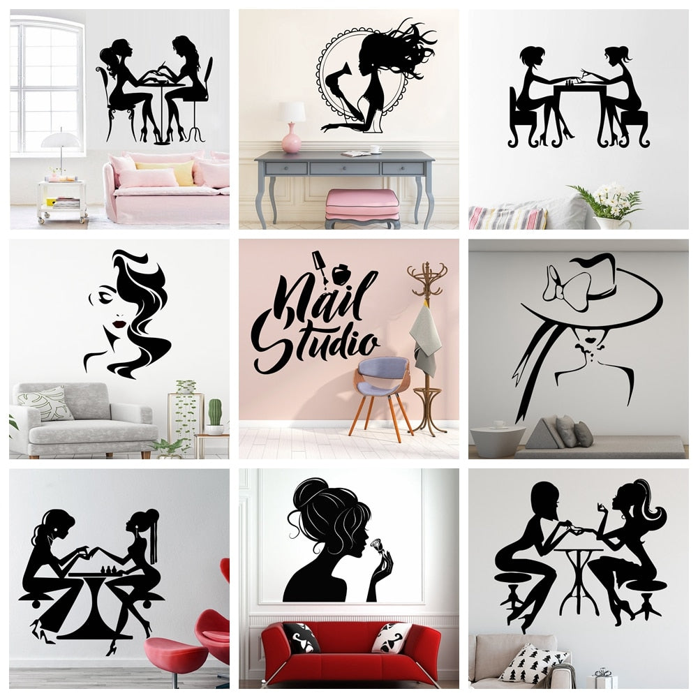 Attractive Waterproof Wall Art Decal Wallpaper Sticker