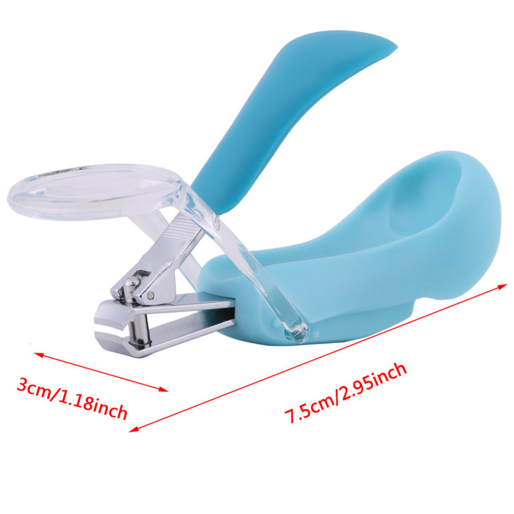Electric Safe Nail Clipper Cutter For Kids