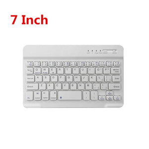 Mini Slim Wireless Bluetooth Keyboard For iPad Tablet