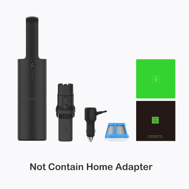 Mini Portable Handheld Dust Collector Strong Suction Vacuum Cleaner