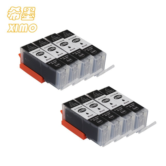 High Quality Ink Cartridge Compatible for Canon Inkjet Printers