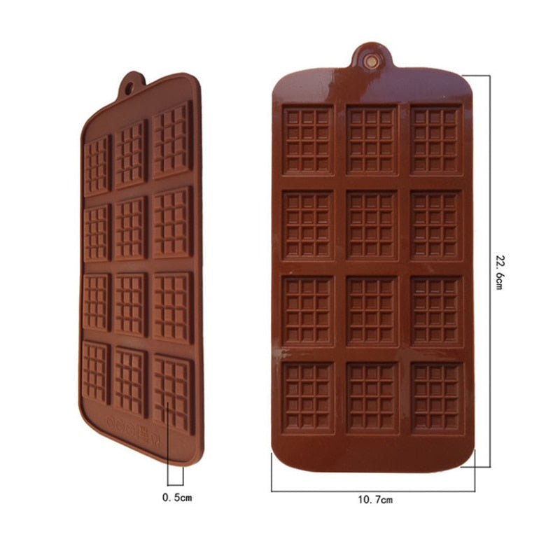 Multi-purpose Silicone Muffin Mould Pan Pudding Maker DIY Chocolate Chip Baking Tool